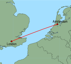 Cheap Flights From London Gatwick To Amsterdam With