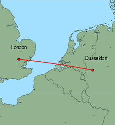 Cheap Flights From London Stansted To Dusseldorf With