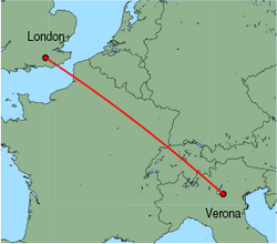 flights to milan from gatwick - photo#16