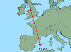 Cheap Flights From Liverpool To Palma With Easyjet At